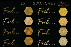Gold foil digital papers Product Image 2