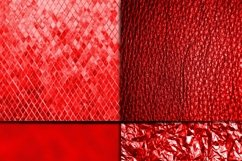 Red Textures Digital Paper Product Image 5