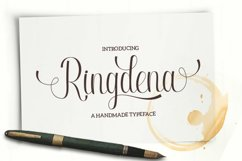 Ringdena Script Product Image 1
