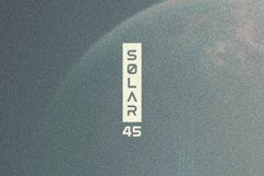 Osiris - Futuristic Font Product Image 4