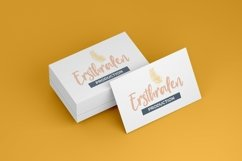 Web Font Smilley - Quirky Lettering Font Product Image 4