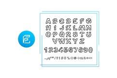 EROBOT Typeface Product Image 6