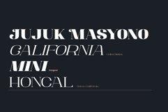 ANTONIA - The Classino Serif Product Image 3
