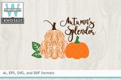 Autumn SVG - Autumn's Splendor Product Image 2