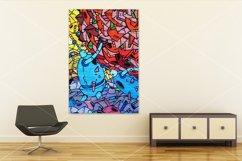 Wall art mockup V4 Product Image 2