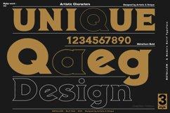 Metallum - Serif font Family Product Image 4