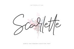 Scarlette Product Image 1