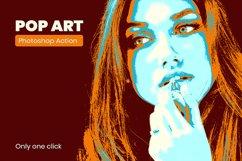 Pop Art Photoshop Action Product Image 4