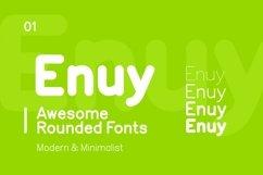 Enuy Font Sans Serif Product Image 1