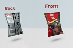 Zipper Bags Package Design Product Image 1