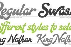 Martinaz typeface layout 5
