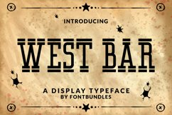 West Bar Product Image 1