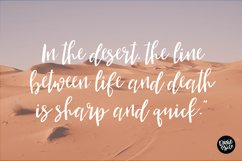 SAHARA a Distressed Brush Script Font Product Image 6