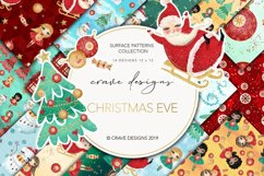 Christmas Eve Patterns Product Image 1