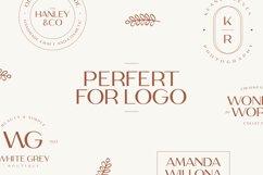Megante - Classy Font Product Image 6