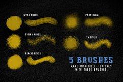 Magic Noise brushes for Photoshop Product Image 2