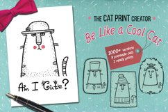The print creator - Like a Cool Cat Product Image 1