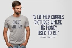 Good Father - Cute Display Font Product Image 4