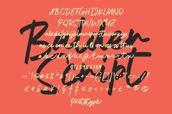 Balder Script Font Product Image 2