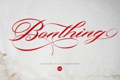 Bonthing Calligraphy Product Image 1