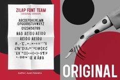 Zilap Font Team Product Image 1