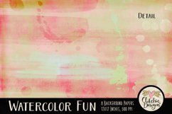 Watercolor Paint Background Textures Product Image 2
