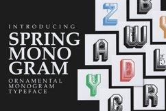 Spring Monogram Product Image 1
