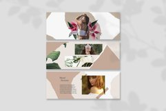 Moody Facebook Cover Templates Product Image 4