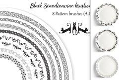 Scandinavian Pattern Brushes Product Image 4
