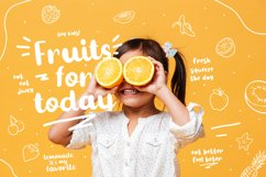 Born to Shine - Cute Baby Font Product Image 3