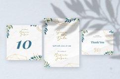 Emola Watercolor Wedding Invitation Product Image 3