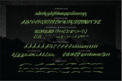 Gramattica Script Font Product Image 6