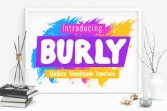 Burly Typeface Product Image 1