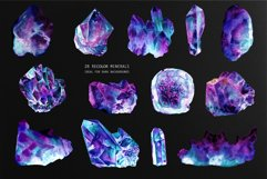 Minerals and space. Astrology set Product Image 5