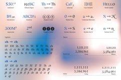BD Megalona   Serif Font Family Product Image 5