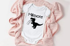 Baby Onesie Bundle  Baby SVG Bundle- 12 DESIGNS! Product Image 2