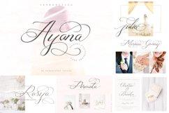 Beautiful Script Font Bundles! Product Image 5
