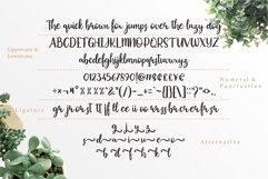 Okuland // Luxury Script Font Product Image 4