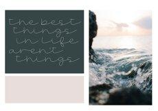 Ocean - Handwritten Script Font Product Image 2