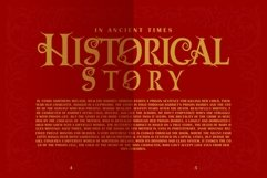 Dragon | Victorian Font Typeface Product Image 6