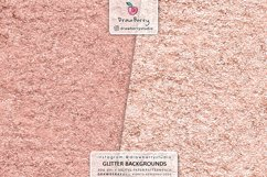 Rose Gold Glitter Texture Seamless Background Product Image 4
