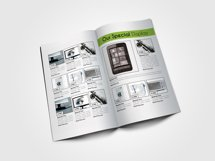 Business Innovation Product Bifold Brochure Product Image 3