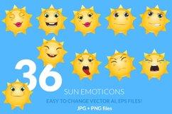 Emoticons Sun Product Image 1