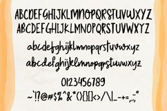 South River Font Product Image 2