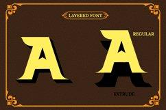 Barong Font and Bonus // Web Font Product Image 6