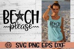 SVG BEACH BUNDLE - 24 Designs - SVG PNG EPS DXF Product Image 3