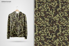 German Polygon Camouflage Patterns Product Image 6