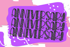 Angsty - A Party Font! Product Image 6