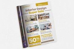 Interior Design #02 Print Templates Pack Product Image 2
