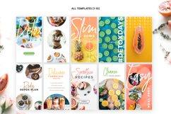 Instagram Stories - Detox Week Ed Product Image 6